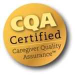 CQA - Caregiver Quality Assurance program logo
