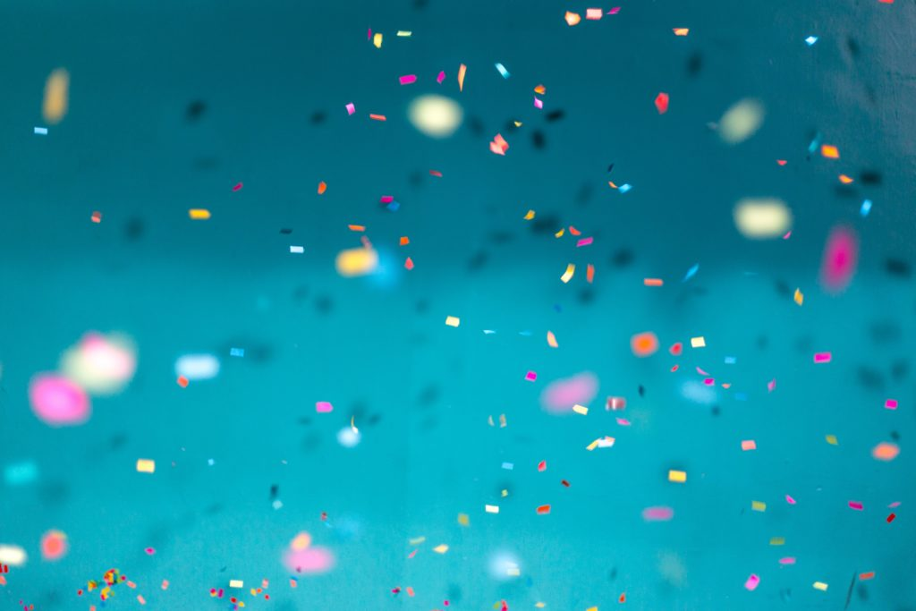 confetti