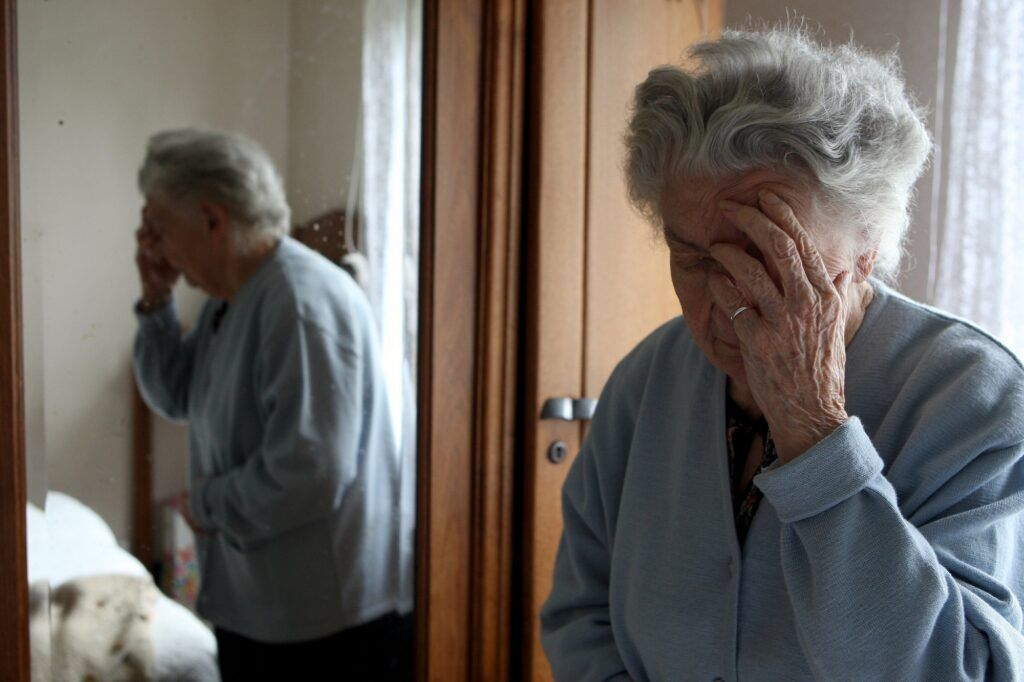 When to place an Alzheimer's patient in care